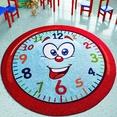 Confetti Happy Hour Kırmızı Çocuk Odası Halısı