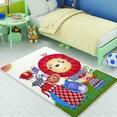 Confetti Lion King Turuncu Çocuk Odası Halısı