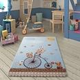 Confetti Sunny Day Açık Mavi  Çocuk Odası Halısı