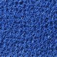 Mavi Kaymaz Kıvırcık Paspas - Yolluk - 100cm