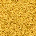 Sarı Kaymaz Kıvırcık Paspas - Yolluk - 120cm