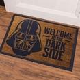 Star Wars Baskılı Kauçuk Kapı Önü Paspası
