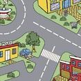 Leoline Trafic Desenli Yoğun Trafik PVC Yer Kaplaması