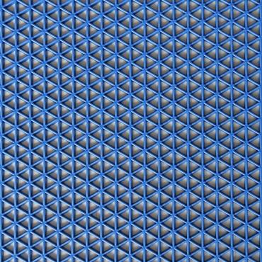 Z Mat Yıldız Desenli Pvc Yolluk - 5mm