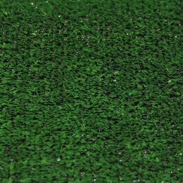 5mm Düz Yeşil Çim Halı