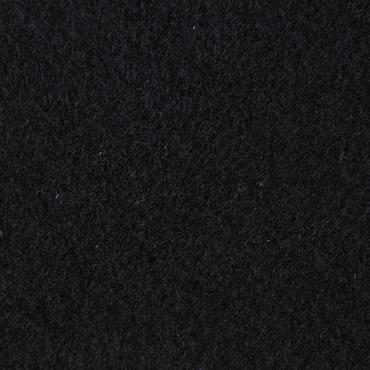 Siyah Velour Yumoş Halı 5mm.