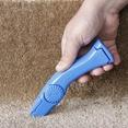 Profesyonel Kancalı Çengelli Halı Kesim Bıçağı - Mavi