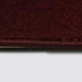 Tufting Duvardan Duvara Halı - Gold 12 Bordeaux 15mm.