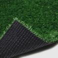 11mm Düz Yeşil Çim Halı