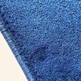 Tufting Duvardan Duvara Halı - Dinar Mavi 15mm
