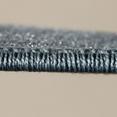 Tufting Duvardan Duvara Halı - Raha Açık Mavi 20mm