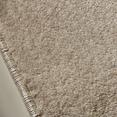 Tufting Duvardan Duvara Halı - Raha Beyaz 20mm