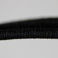 Tufting Duvardan Duvara Halı - Raha Siyah 20mm