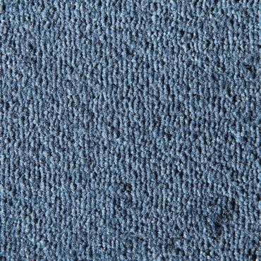 Tufting Duvardan Duvara Halı - Dinar Lacivert 15mm