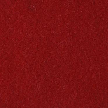 Kırmızı Velour Yumoş Halı 5mm.
